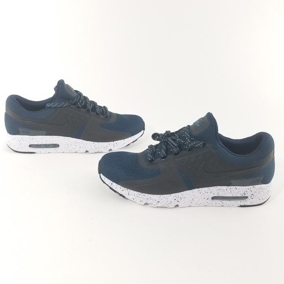 45a1f1ec43 Nike Shoes | Mens Air Max Zero Navy White 3m Reflective | Poshmark